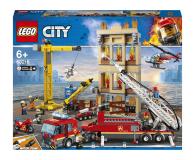 LEGO City 60216 Straż pożarna w śródmieściu - 465090 - zdjęcie 1
