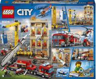 LEGO City 60216 Straż pożarna w śródmieściu - 465090 - zdjęcie 13