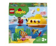 LEGO DUPLO 10910 Przygoda w łodzi podwodnej - 496094 - zdjęcie 1