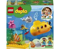 LEGO DUPLO 10910 Przygoda w łodzi podwodnej - 496094 - zdjęcie 9