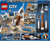 LEGO City 60228 Centrum lotów kosmicznych - 496173 - zdjęcie 12