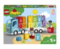 LEGO DUPLO 10915 Ciężarówka z alfabetem - 532306 - zdjęcie 1