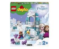 LEGO DUPLO 10899 Zamek z Krainy lodu - 505526 - zdjęcie 1