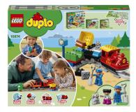 LEGO DUPLO 10874 Pociąg parowy - 432466 - zdjęcie 8