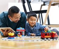 LEGO DUPLO 10874 Pociąg parowy - 432466 - zdjęcie 4