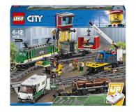 LEGO City 60198 Pociąg towarowy - 436998 - zdjęcie 1