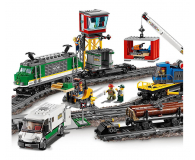 LEGO City 60198 Pociąg towarowy - 436998 - zdjęcie 5
