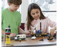 LEGO City 60198 Pociąg towarowy - 436998 - zdjęcie 2
