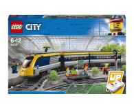 LEGO City 60197 Pociąg pasażerski - 436999 - zdjęcie 1