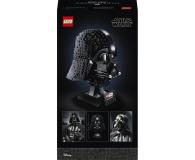 LEGO Star Wars 75304 Hełm Dartha Vadera - 1018421 - zdjęcie 8