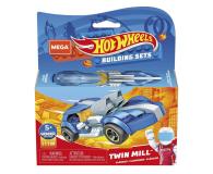 Mega Bloks Mega Construx Hot Wheels Twin Mill - 1023770 - zdjęcie 4