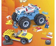 Mega Bloks Mega Construx Hot Wheels Rodger Dodger + Monster Trucks - 1023384 - zdjęcie 2