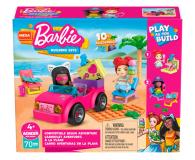Mega Bloks Mega Construx Barbie Plażowanie w Malibu - 1023442 - zdjęcie 1