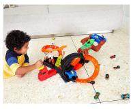 Hot Wheels Goryl toksyczny atak zestaw do zabawy - 1023332 - zdjęcie 4