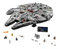 LEGO Star Wars 75192 Sokół Millennium - 409842 - zdjęcie 6