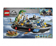 LEGO Jurassic World 76942 Barionyks i ucieczka łodzią - 1024898 - zdjęcie 1