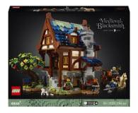 LEGO IDEAS 21325 Średniowieczna kuźnia - 1015288 - zdjęcie 1