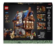 LEGO IDEAS 21325 Średniowieczna kuźnia - 1015288 - zdjęcie 7