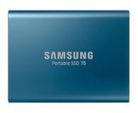 Samsung Portable SSD T5 500GB USB 3.2 Gen. 2 Niebieski - 383634 - zdjęcie 1