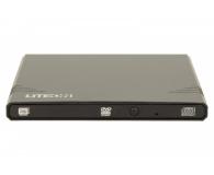 Lite-On eBAU108 Slim USB czarny BOX - 236515 - zdjęcie 1