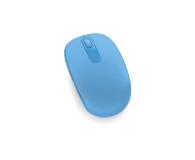 Microsoft 1850 Wireless Mobile Mouse Błękitny - 247270 - zdjęcie 4