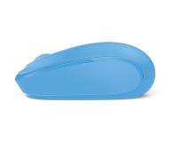Microsoft 1850 Wireless Mobile Mouse Błękitny - 247270 - zdjęcie 3