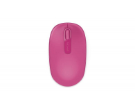 Microsoft 1850 Wireless Mobile Mouse Różowy - 247271 - zdjęcie 4