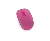 Microsoft 1850 Wireless Mobile Mouse Różowy - 247271 - zdjęcie 3