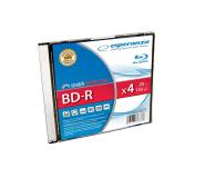 Esperanza 25GB 4x BluRay SLIM 1szt. - 57522 - zdjęcie 1