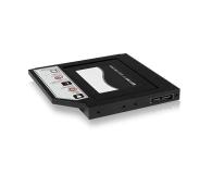 "ICY BOX Adapter na dysk 2.5"" do laptopa (slot DVD 12.7mm) - 162134 - zdjęcie 2"