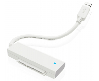 """ICY BOX Adapter z kablem do dysków 2,5"""" (SATA-USB 3.0) - 211685 - zdjęcie 2"""