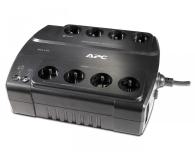 APC APC Back-UPS ES (700VA/405W) 8xPL (4+4) 1,8m - 51100 - zdjęcie 1