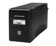 Power Walker VI 850 LCD (850VA/480W) 2xPL USB LCD - 173991 - zdjęcie 1