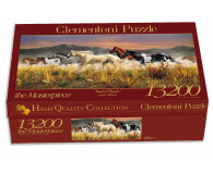 Clementoni Puzzle Band of Thunder 13200el. - 175054 - zdjęcie 1