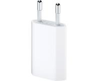 Apple Ładowarka Sieciowa do iPhone/iPod/Apple Watch 1A - 176696 - zdjęcie 1