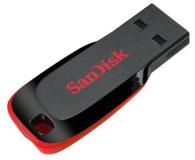 SanDisk 16GB Cruzer Blade (czarny) - 62775 - zdjęcie 1