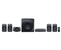 Logitech 5.1 Z906 Surround Sound Speakers - 65406 - zdjęcie 6
