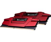 G.SKILL 32GB (2x16GB) 3600MHz CL19 Ripjaws V Red  - 450659 - zdjęcie 2