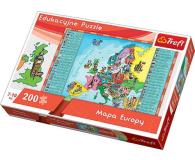 Trefl Mapa Europy - 263330 - zdjęcie 1
