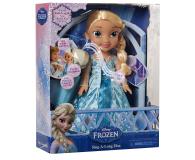 Jakks Pacific Disney Frozen Śpiewająca Elsa z mikrofonem - 272739 - zdjęcie 4