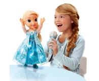Jakks Pacific Disney Frozen Śpiewająca Elsa z mikrofonem - 272739 - zdjęcie 3