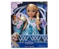 Jakks Pacific Disney Frozen Śpiewająca Elsa z mikrofonem - 272739 - zdjęcie 5