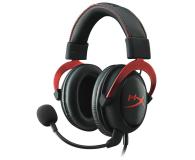 HyperX Cloud II Headset (czerwone) - 222526 - zdjęcie 1