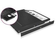 "ICY BOX Adapter na dysk 2.5"" do laptopa (slot DVD 9.5mm)  - 232315 - zdjęcie 3"