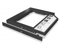 "ICY BOX Adapter na dysk 2.5"" do laptopa (slot DVD 9.5mm)  - 232315 - zdjęcie 2"