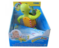 TOMY Toomies Pływający żółw śpiewak - 242898 - zdjęcie 6