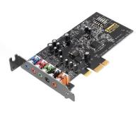 Creative Sound Blaster Audigy FX (PCIE) OEM - 366895 - zdjęcie 1