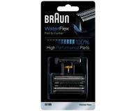 Braun  Folia + Blok ostrzy 51B - 247880 - zdjęcie 1