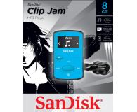 SanDisk Clip Jam 8GB niebieski - 251395 - zdjęcie 6