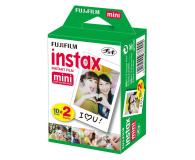 Fujifilm Wkład Instax Mini 2 x 10 szt.  - 256470 - zdjęcie 1
